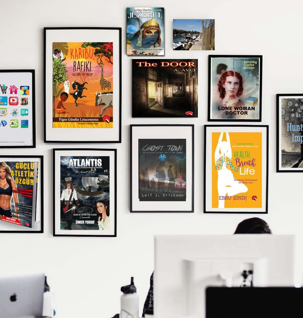 Cosmo Publishing Office